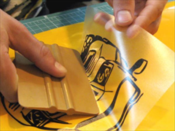 Пластика как сделать картинку на пластике